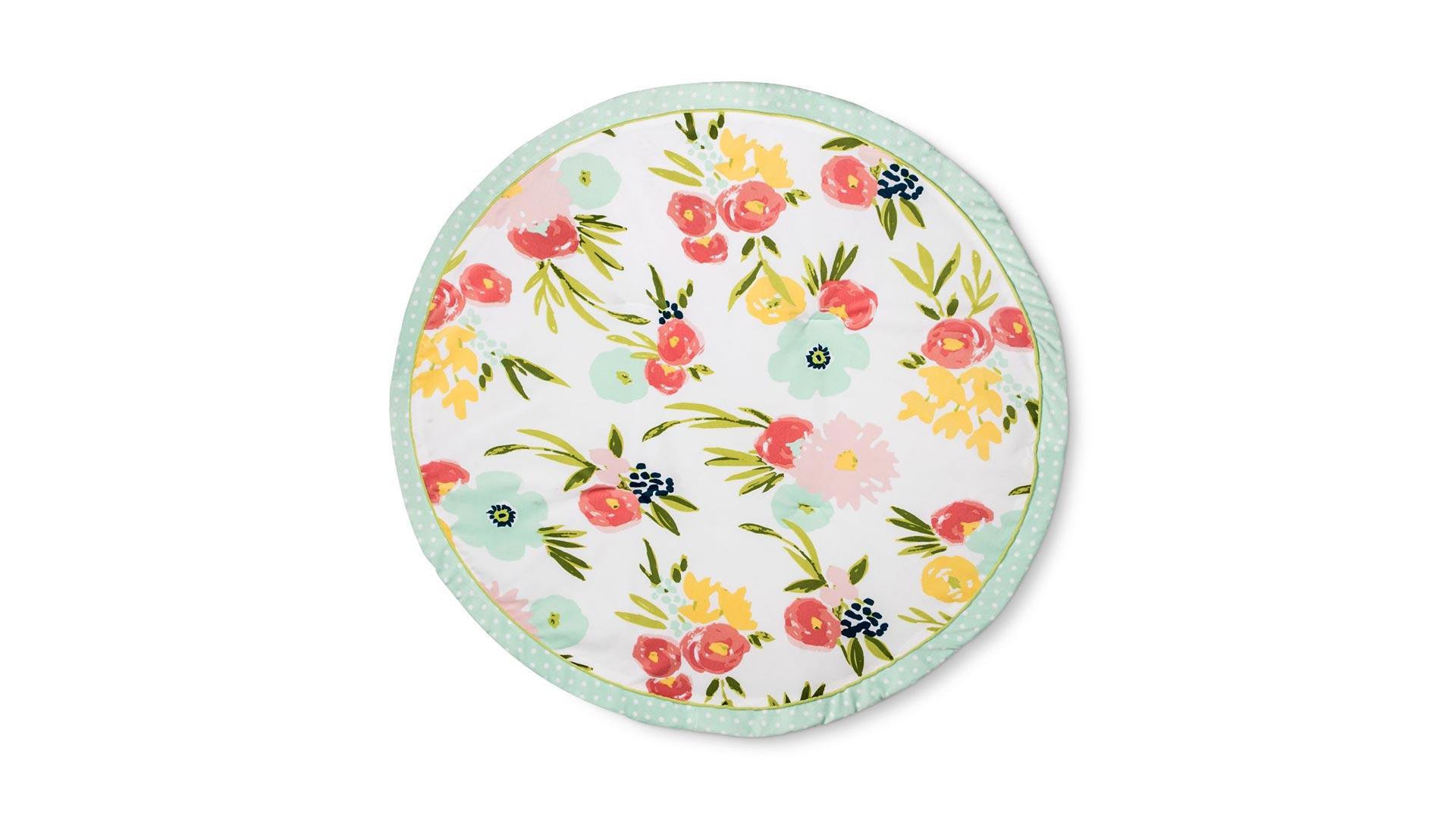 Floral Playmat