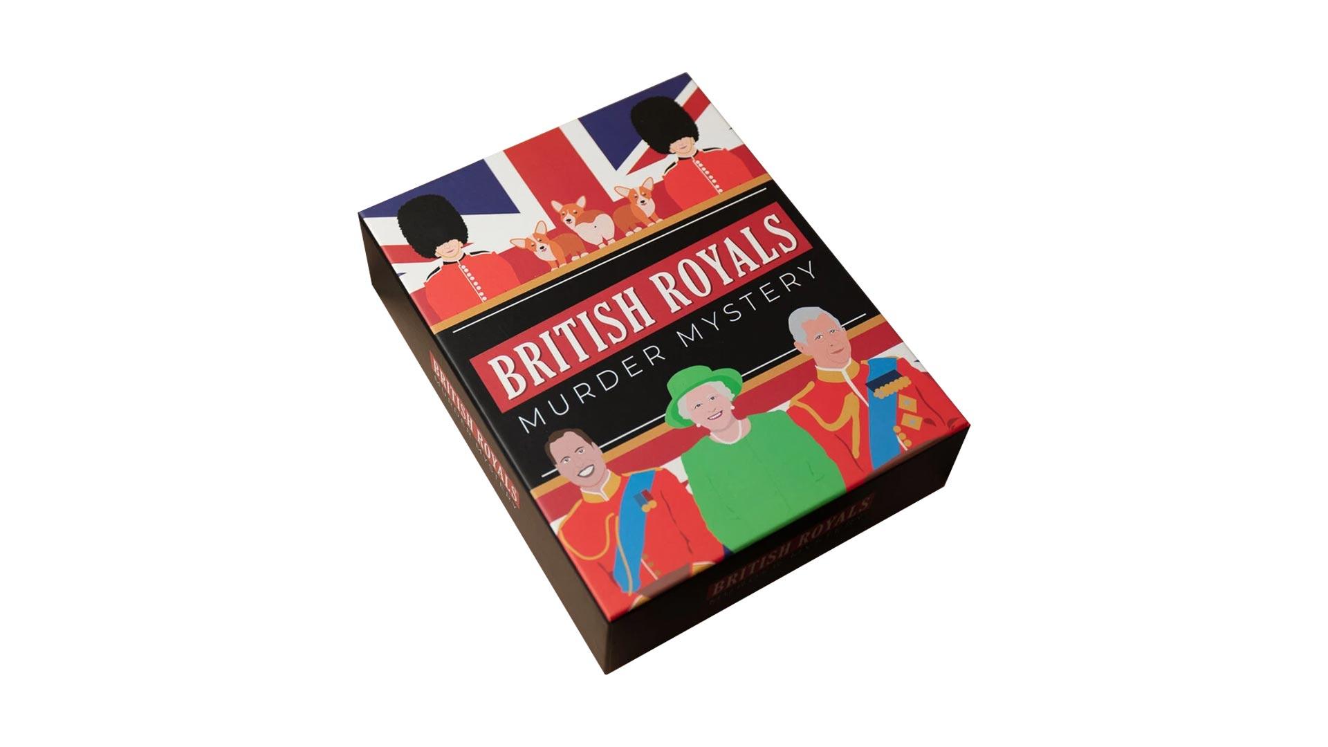 British Royals Murder Mystery