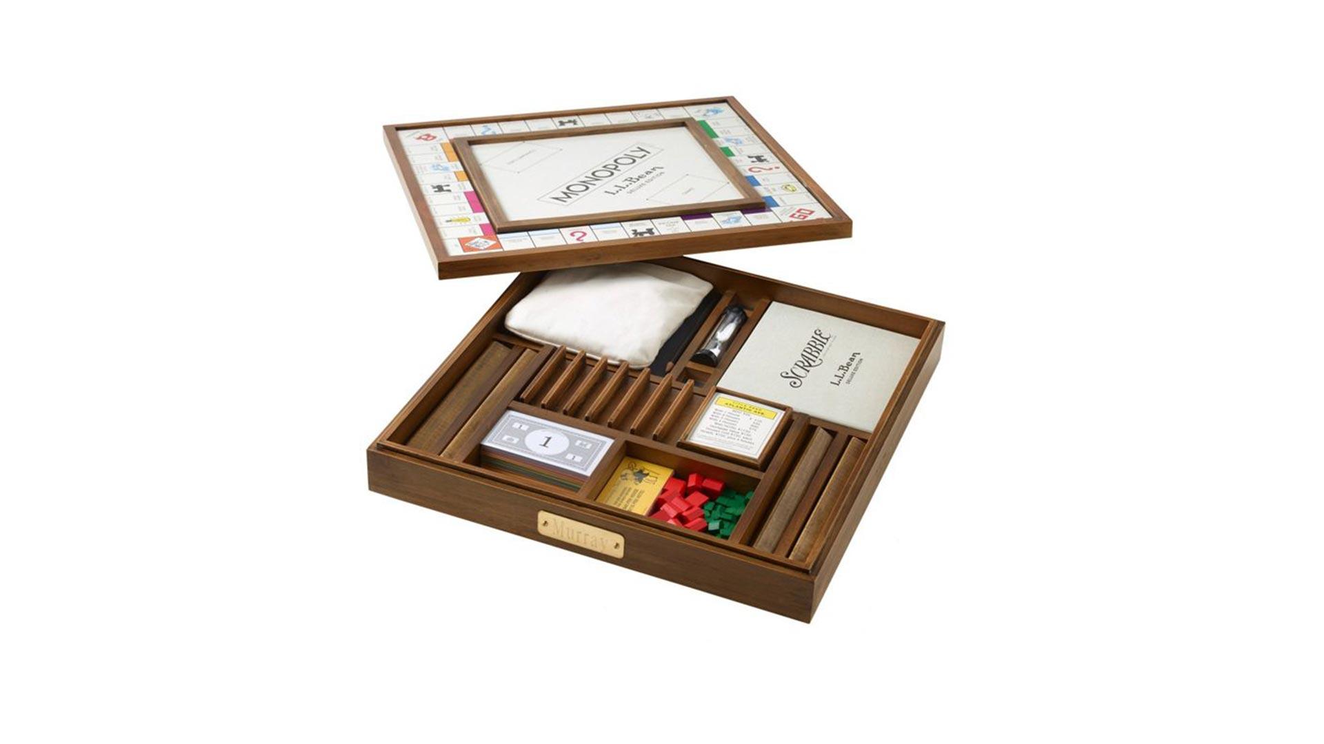 Scrabble & Monopoly Set