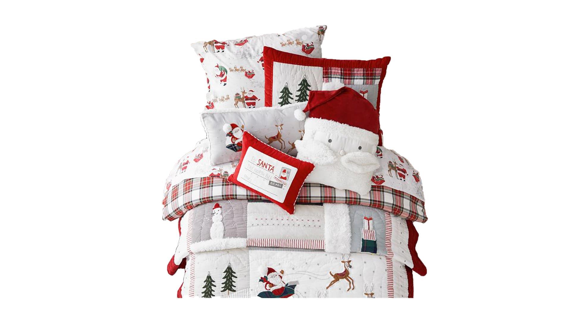 Santa Sheet Set