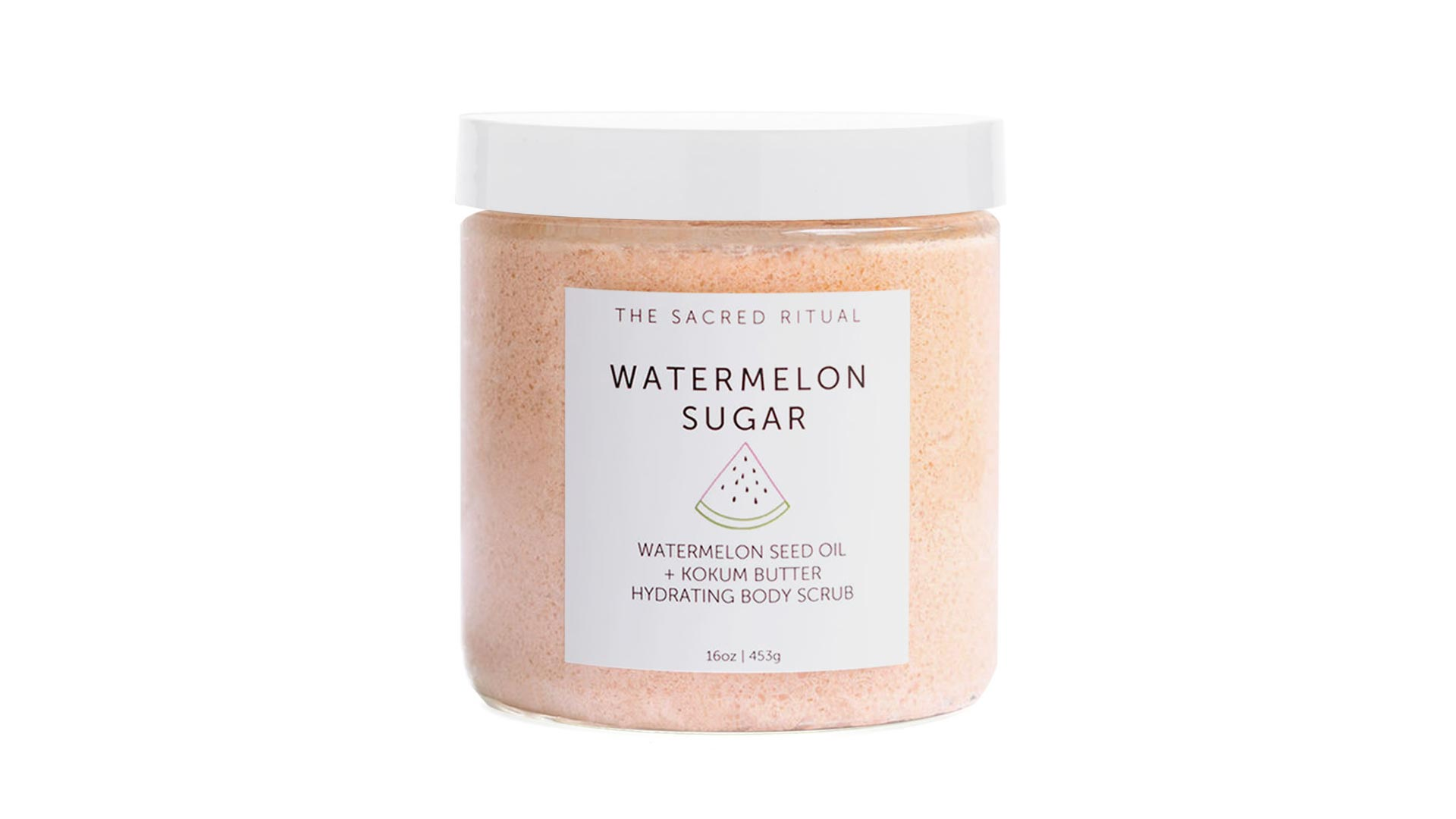 Watermelon Body Scrub