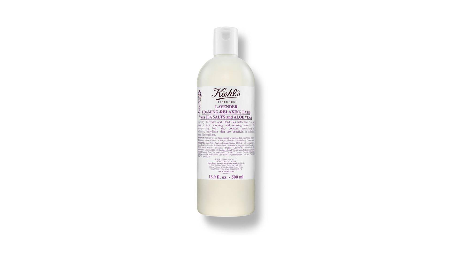 Lavender Bath Foam