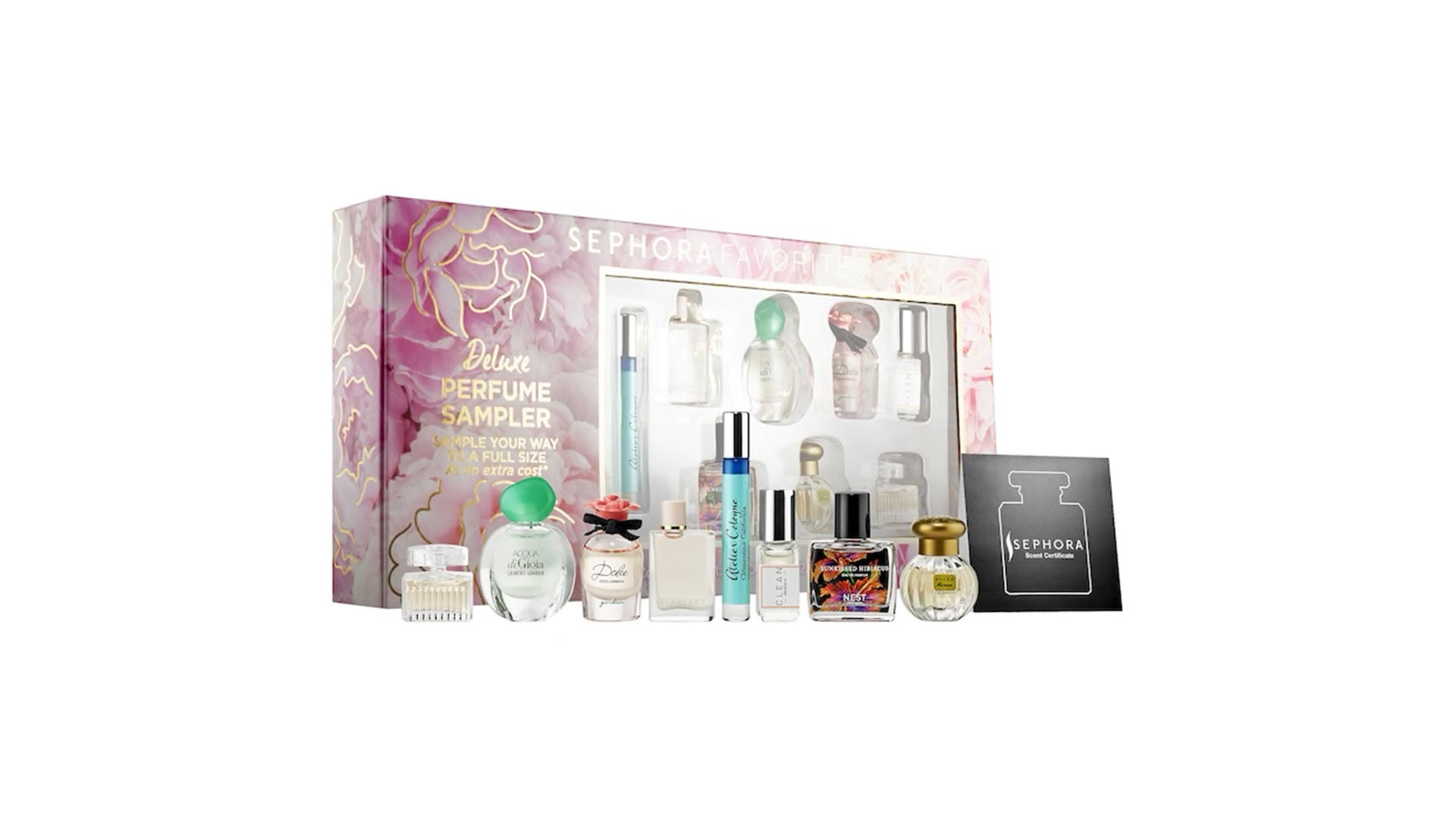 Sephora Perfume Set
