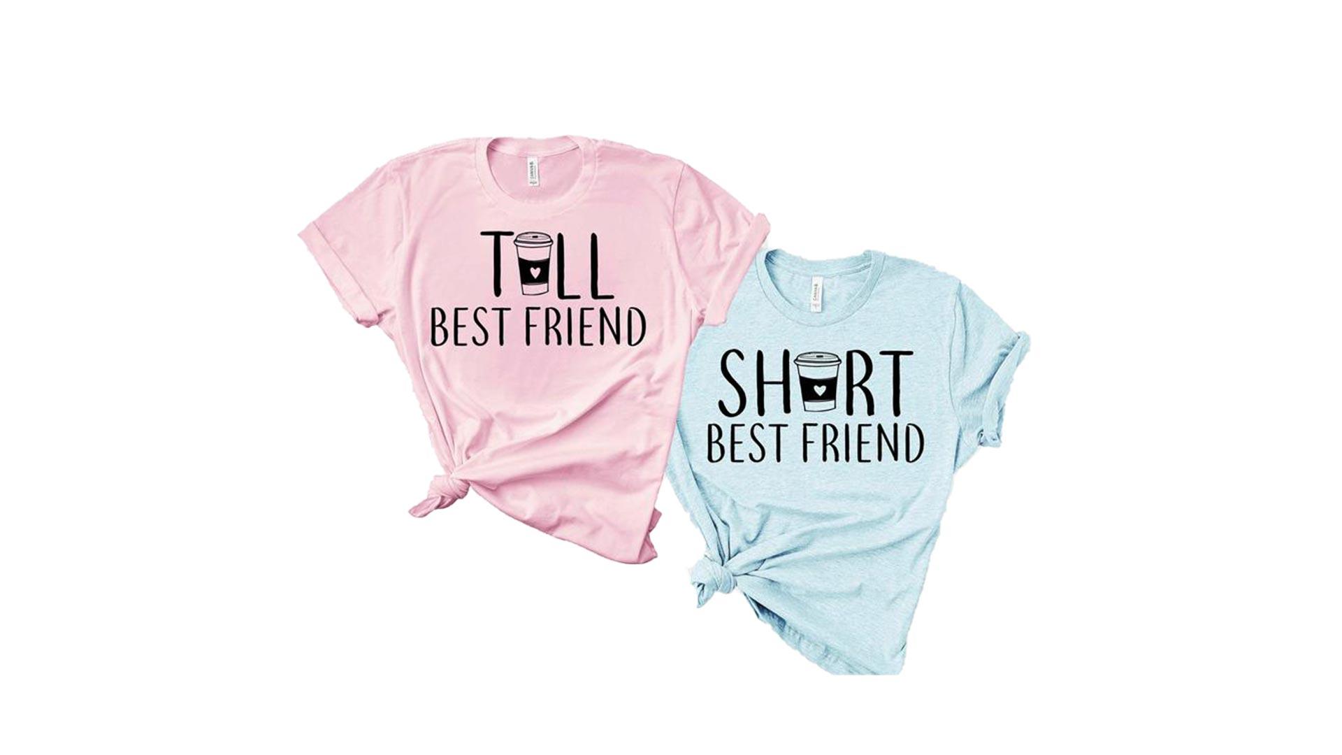 Best Friends Shirts