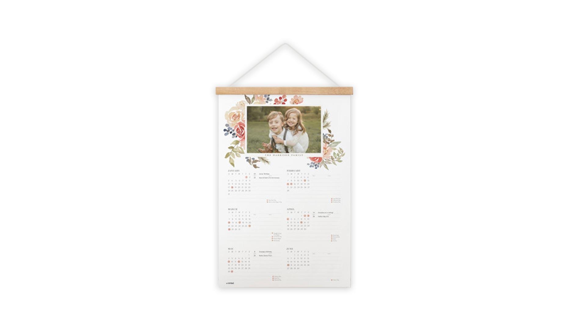 Hanging Calendar