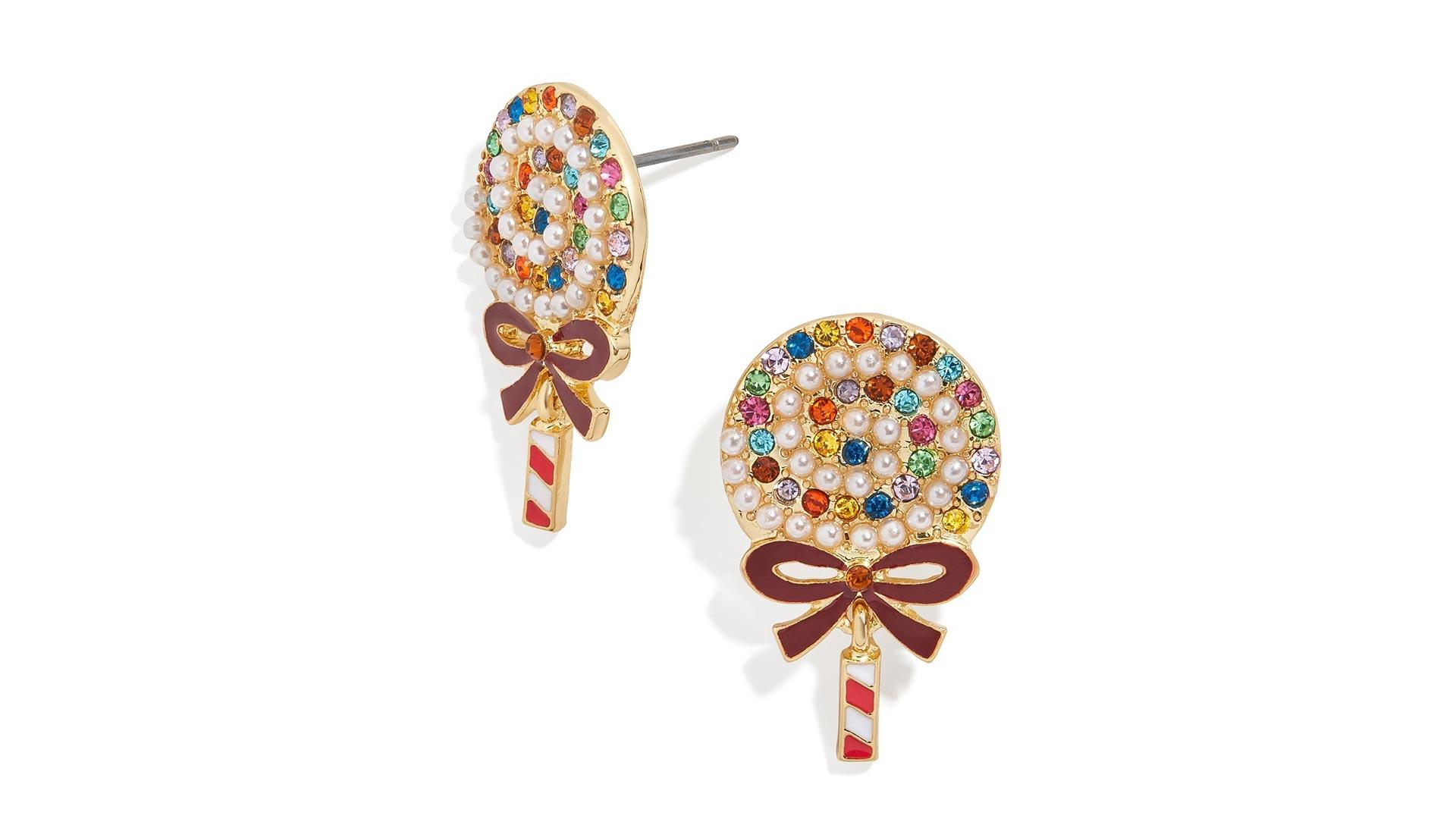 Swirl Pop Earrings