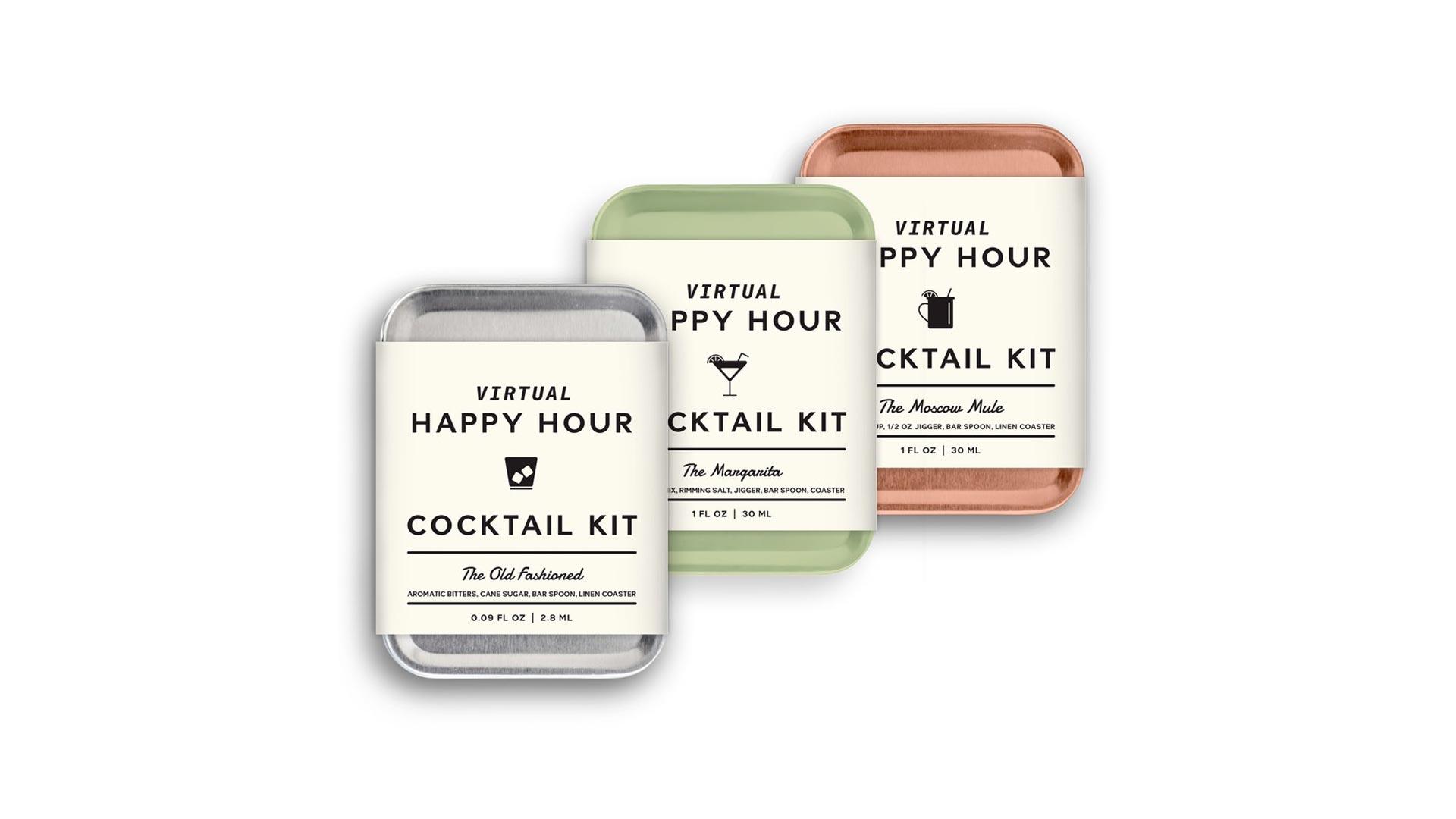 Happy Hour Cocktail Set