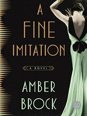 """A Fine Imitation"" by Amber Brock"